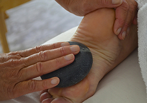 Stone Swedana Massage